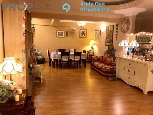 Condominium For Sale in Prima Duta, Dutamas Freehold Semi Furnished 3R/3B 600k