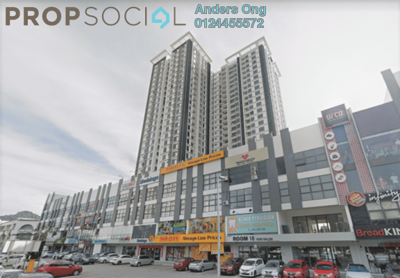 Office For Rent in The Promenade, Bayan Lepas Freehold unfurnished 1R/2B 2.8k