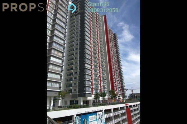 Condominium For Sale in Koi Prima, Puchong Freehold Unfurnished 3R/2B 263k