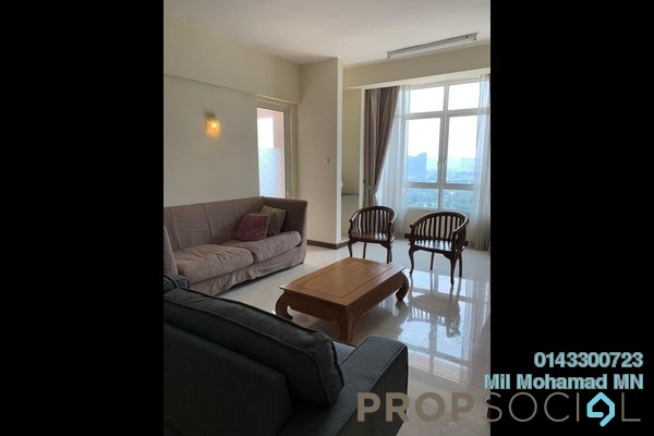 Condominium For Sale in The Orion, KLCC Freehold Fully Furnished 3R/3B 650k