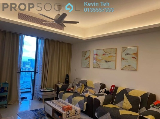Condominium For Sale in Agile Mont Kiara, Dutamas Freehold Fully Furnished 3R/2B 1.1m