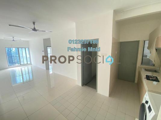 Condominium For Sale in Residensi Kerinchi, Bangsar South Freehold semi_furnished 3R/2B 430k