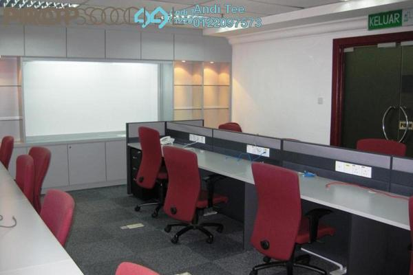 Office For Sale in Plaza Sentral, KL Sentral Freehold fully_furnished 0R/0B 4.6m