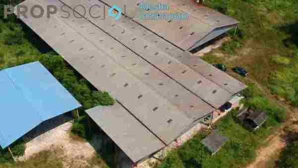 Land For Sale in Kuantan Centre Point, Kuantan Freehold Unfurnished 0R/0B 4.5m