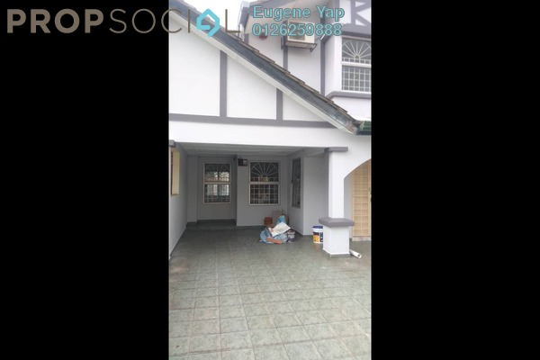 Terrace For Rent in BRP 1, Bukit Rahman Putra Freehold Semi Furnished 4R/3B 1.5k