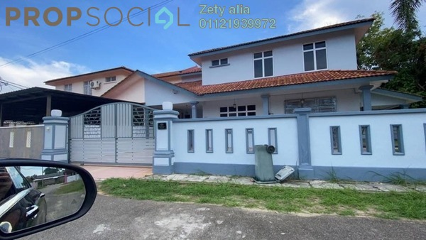 Semi-Detached For Sale in Taman Uda Murni, Kota Bharu Freehold Semi Furnished 4R/3B 528k