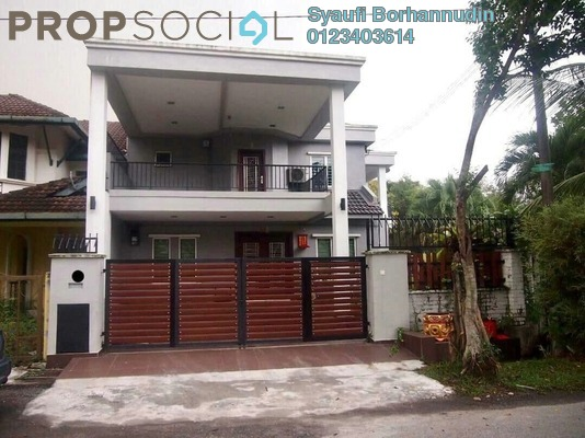 Terrace For Sale in Section 7, Kota Damansara Freehold Unfurnished 7R/3B 1.6m