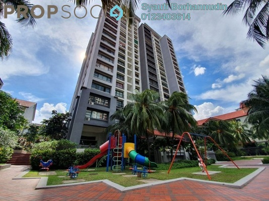 Condominium For Sale in Tiara Ampang, Ampang Freehold Unfurnished 3R/2B 530k