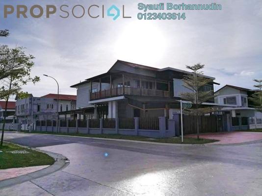 Semi-Detached For Sale in Temasya Cinta, Temasya Glenmarie Freehold Unfurnished 6R/5B 3.9m
