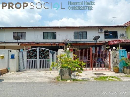Terrace For Sale in Taman Serdang Jaya, Seri Kembangan Freehold Unfurnished 2R/1B 290k