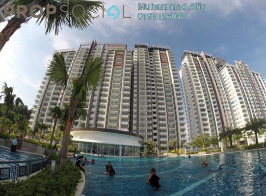 Condominium For Sale in Dwiputra Residences, Putrajaya Freehold Fully Furnished 4R/3B 588k