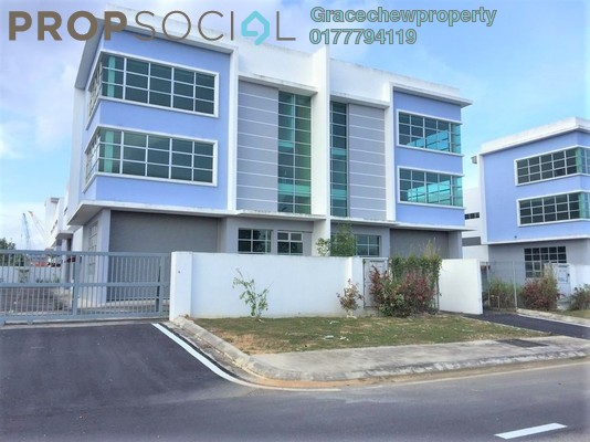 Factory For Rent in Kawasan Perindustrian Pasir Gudang, Pasir Gudang Freehold Unfurnished 0R/0B 9.08k