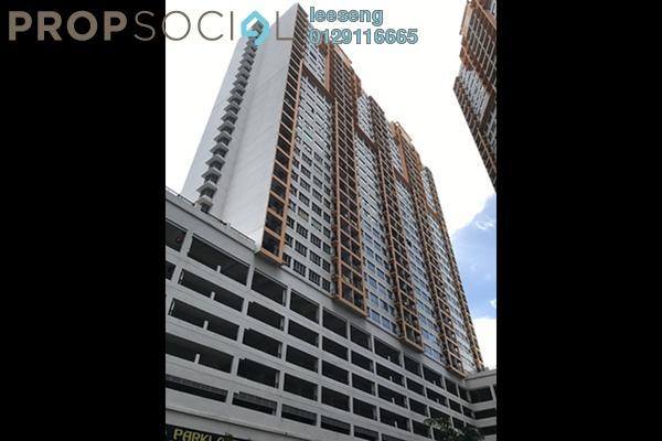 Condominium For Sale in OUG Parklane, Old Klang Road Freehold Unfurnished 0R/0B 284k