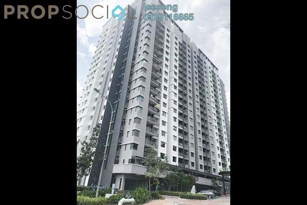 Condominium For Sale in Sutera Pines, Bandar Sungai Long Freehold Unfurnished 0R/0B 297k
