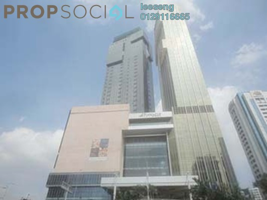 Office For Sale in Pinnacle, Petaling Jaya Freehold Unfurnished 0R/0B 356k