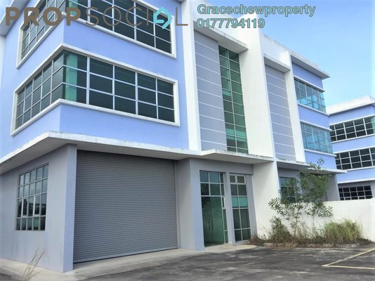 Factory For Rent in Kawasan Perindustrian Pasir Gudang, Pasir Gudang Freehold Unfurnished 0R/0B 7.1k