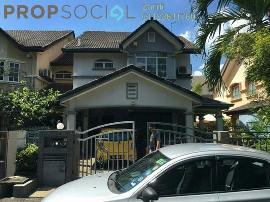 Terrace For Sale in USJ 20, UEP Subang Jaya Freehold Unfurnished 4R/3B 1.15m