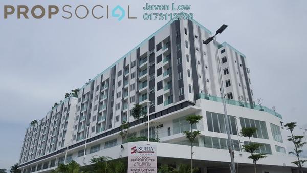 Condominium For Rent in Suria @ North Kiara, Segambut Freehold Semi Furnished 2R/2B 1.4k