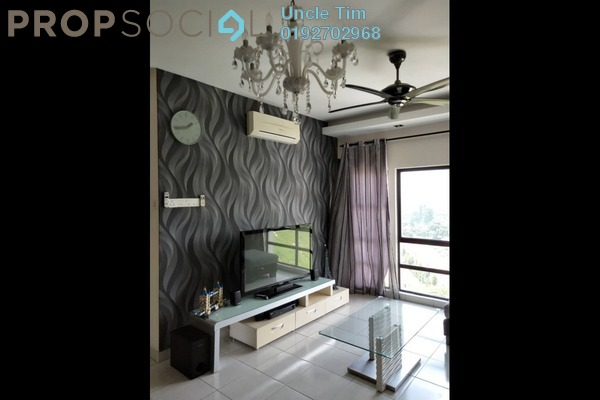 Condominium For Rent in Pelangi Damansara Sentral, Mutiara Damansara Freehold Fully Furnished 2R/2B 1.9k