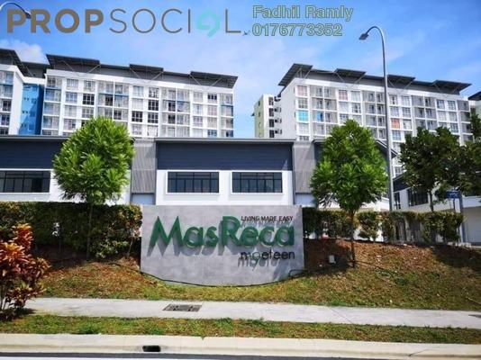 Apartment For Rent in MasReca N19eteen, Cyberjaya Freehold Fully Furnished 3R/2B 1.4k