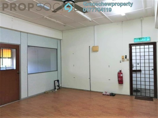 Office For Rent in Taman Rinting, Masai Freehold Semi Furnished 0R/0B 1k