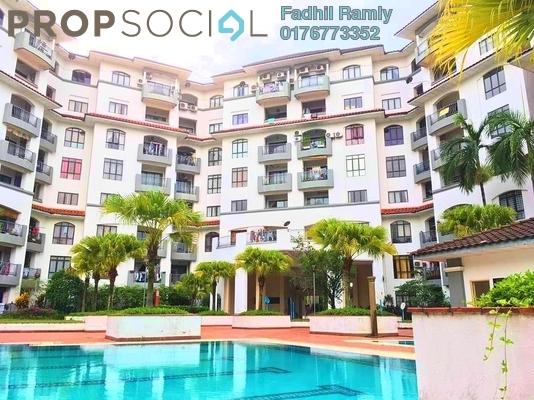 Condominium For Sale in Sri Alam, Shah Alam Freehold Semi Furnished 2R/2B 400k