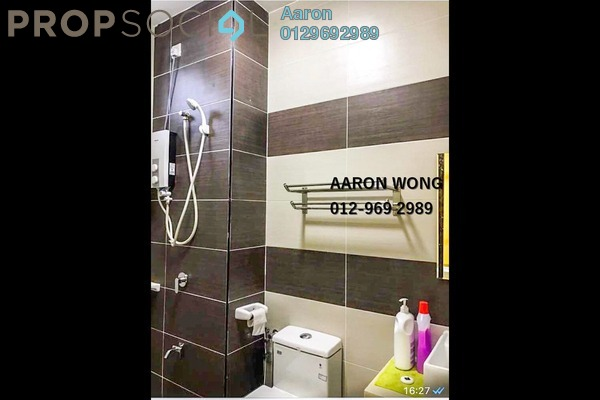 Condominium For Sale in M Condominium, Johor Bahru Freehold Fully Furnished 2R/2B 425k