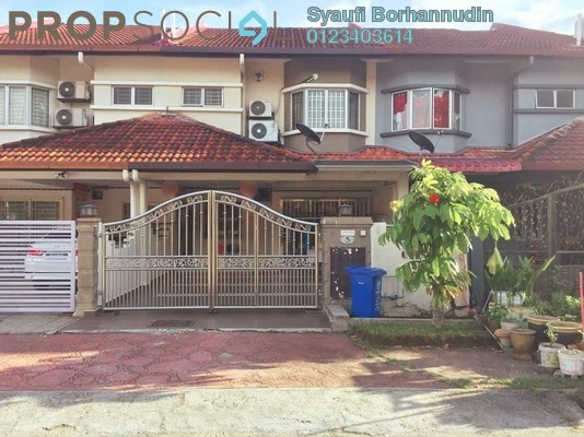 Terrace For Sale in Taman Desa Subang, Subang Freehold Unfurnished 4R/3B 632k