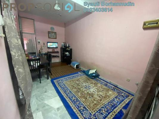 Terrace For Sale in Taman Jati, Rawang Freehold Unfurnished 3R/2B 350k