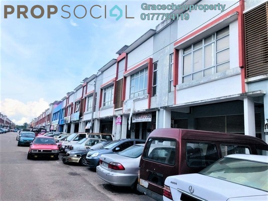 Shop For Sale in Taman Kota Masai, Kota Masai Freehold Unfurnished 0R/0B 438k