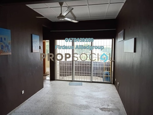 Apartment For Rent in Sri Melor Apartment, Ukay Freehold Unfurnished 3R/2B 800translationmissing:en.pricing.unit