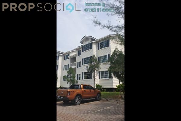 Townhouse For Sale in The Residence @ Kampar, Kampar Freehold Unfurnished 0R/0B 208k