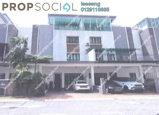 Townhouse For Sale in Taman Putra Sulaiman, Ampang Freehold Unfurnished 0R/0B 1.05m