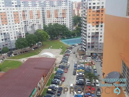 Apartment For Sale in Sri Penara, Bandar Sri Permaisuri Freehold Unfurnished 2R/2B 229k