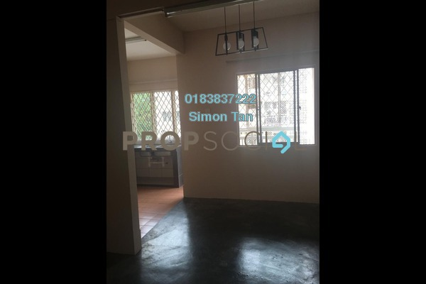 Apartment For Rent in Desa Mutiara Apartment, Mutiara Damansara Freehold unfurnished 3R/2B 1.15k