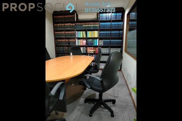 Office For Sale in Plaza Mont Kiara, Mont Kiara Freehold fully_furnished 0R/0B 880k