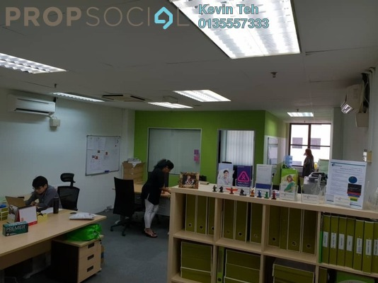 Office For Rent in Plaza Mont Kiara, Mont Kiara Freehold Semi Furnished 0R/0B 2.8k
