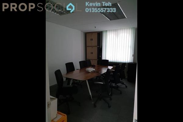 Office For Sale in Plaza Mont Kiara, Mont Kiara Freehold Semi Furnished 0R/0B 620k