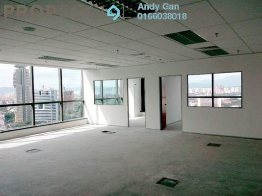 Office For Rent in KL Trillion, KLCC Freehold Semi Furnished 2R/0B 4.35k