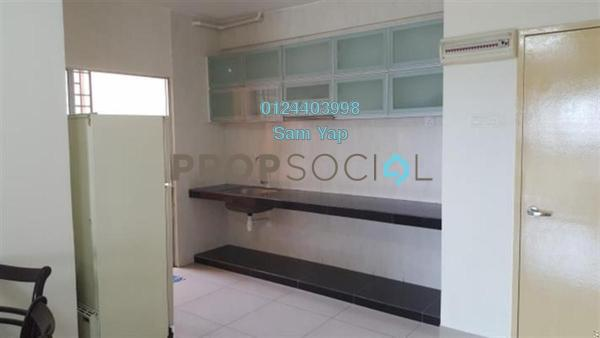 Apartment For Rent in Connaught Avenue, Cheras Freehold Semi Furnished 3R/2B 1.3k