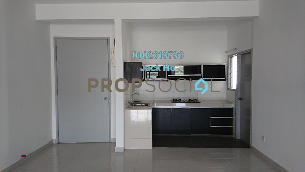 Condominium For Rent in Ivory Residence, Kajang Freehold Unfurnished 3R/2B 1.1k