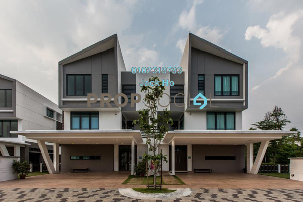 Semi-Detached For Rent in Sunway Eastwood, Seri Kembangan Freehold Unfurnished 6R/7B 4.5k