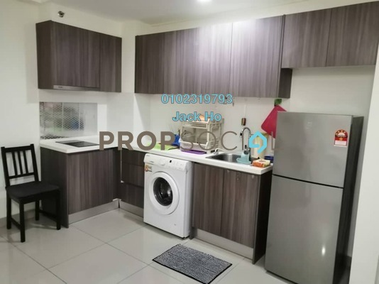 SoHo/Studio For Rent in Hyve, Cyberjaya Freehold Fully Furnished 1R/1B 950translationmissing:en.pricing.unit