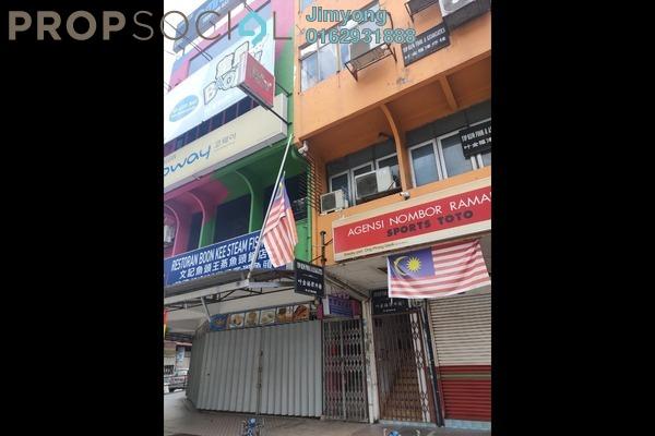 Shop For Rent in Taman Desa Jaya, Kepong Freehold Unfurnished 0R/1B 9k