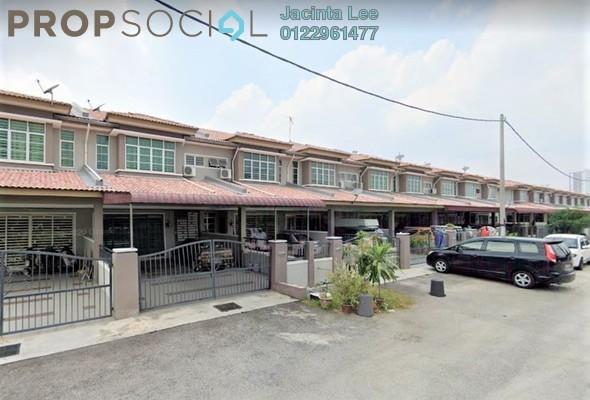 Terrace For Sale in Manjung Point, Seri Manjung Freehold Semi Furnished 4R/3B 324k