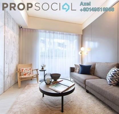 Condominium For Sale in Brezza One Residency, Ampang Jaya Freehold Semi Furnished 3R/3B 550k