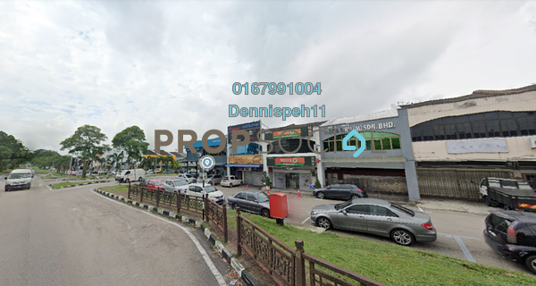 Shop For Sale in Taman Desa Jaya, Johor Bahru Freehold Unfurnished 0R/0B 600k