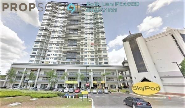 Condominium For Rent in Skypod, Bandar Puchong Jaya Freehold Fully Furnished 3R/2B 2k