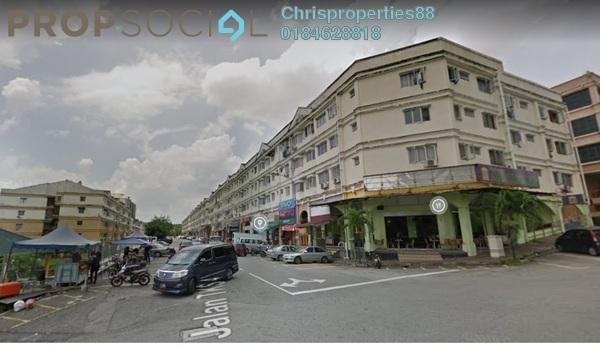 Apartment For Sale in Taman Kajang Sentral, Kajang Freehold Unfurnished 3R/2B 160k