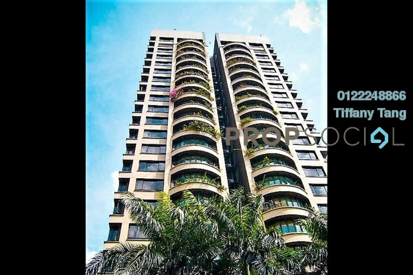 Condominium For Rent in Regency Tower, Bukit Ceylon Freehold fully_furnished 3R/3B 5.7k